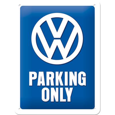 26169 Kilpi 15x20 VW Parking Only