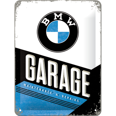 26212 Kilpi 15x20 BMW Garage