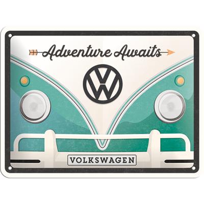 26222 Kilpi 15x20 VW Bulli Adventure Awaits