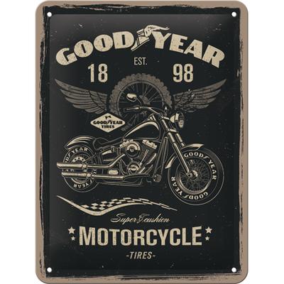 26224 Kilpi 15x20 Goodyear moottoripyörä