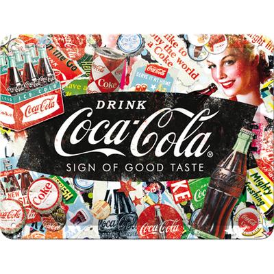 26227 Kilpi 15x20 Coca-Cola Collage