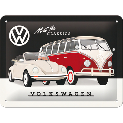 26246 Kilpi 15x20 VW - Meet The Classics