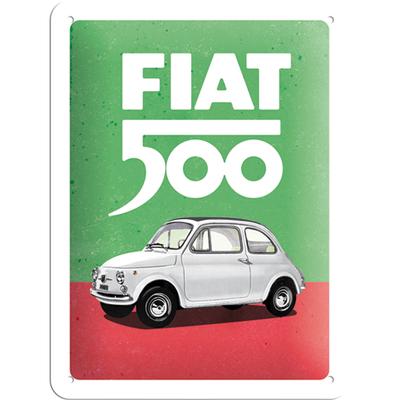 26254 Kilpi 15x20 Fiat 500 - Italian Colours
