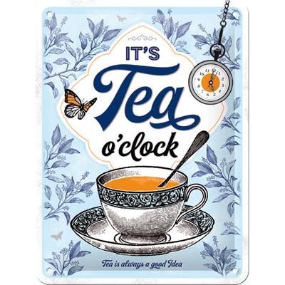 26260 Kilpi 15x20 It's Tea O'Clock