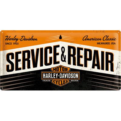 27002 Kilpi 25x50 Harley-Davidson Service & Repair