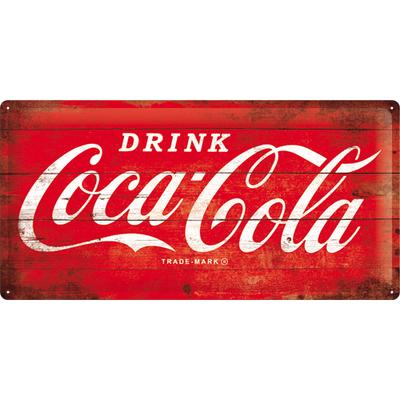 27005 Kilpi 25x50 Coca-Cola Coca-Cola logo