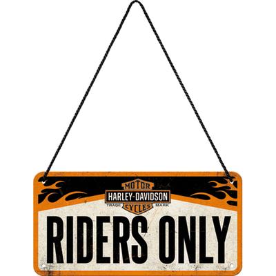 28003 Kilpi 10x20 Harley-Davidson Riders Only
