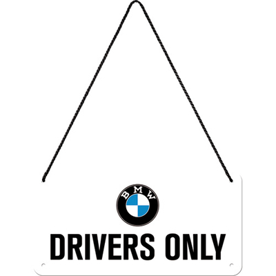 28034 Kilpi 10x20 BMW - Drivers Only