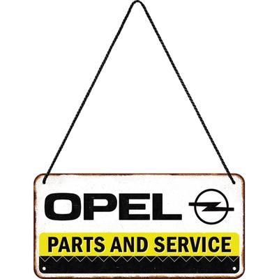 28053 Kilpi 10x20 Opel - Parts & Service