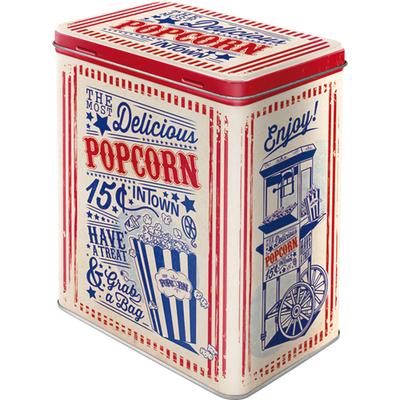 30144 Säilytyspurkki L 3D Popcorn