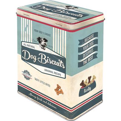 30145 Säilytyspurkki L 3D Dog Biscuits
