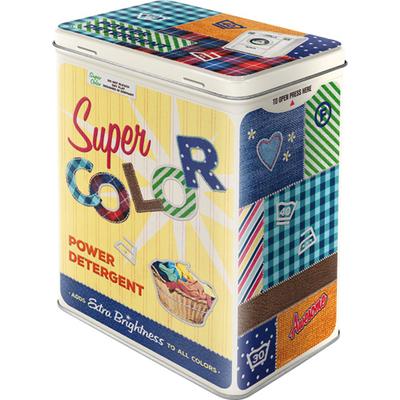 30149 Säilytyspurkki L Super Color Detergent