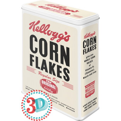 30303 Säilytyspurkki XL Kellogg's Corn Flakes The Original