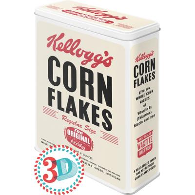 30303 Säilytyspurkki XL 3D Kellogg's Corn Flakes The Original