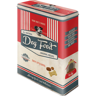 30326 Säilytyspurkki XL All Natural Dog Food