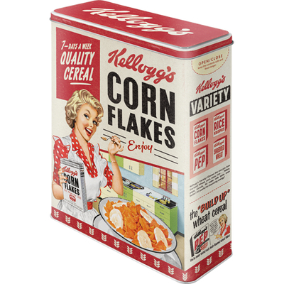 30331 Säilytyspurkki XL Kellogg's - Corn Flakes Quality Cereal