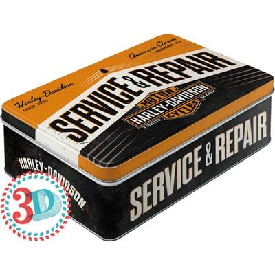 30735 Säilytyspurkki flat Harley-Davidson Service & Repair