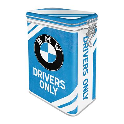 31111 Säilytyspurkki klipsillä BMW Drivers Only