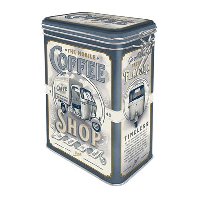 31123 Säilytyspurkki klipsillä Ape - Coffee Shop