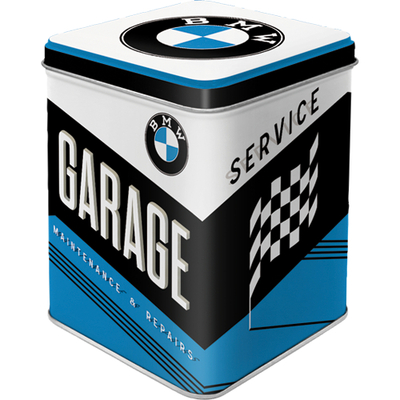 31307 Tea Box BMW - Garage