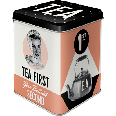 31308 Tea Box Tea First