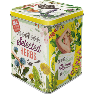 31311 Tea Box Selected Herbs