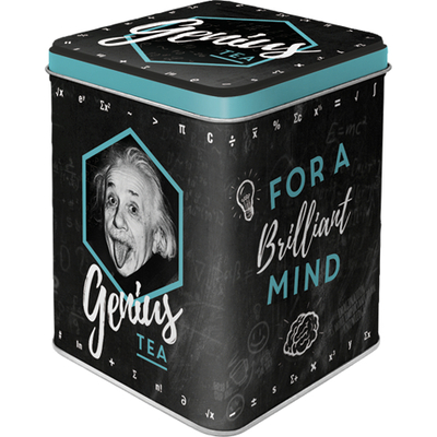 31312 Tea Box Einstein - Genius Tea