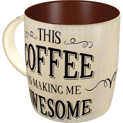 43026 Muki This coffee is making me awesome