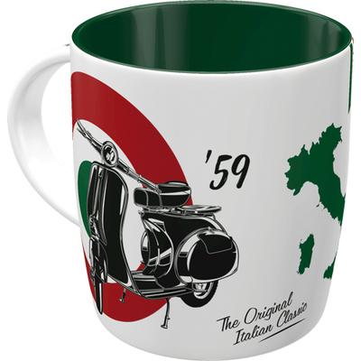 43057 Muki Vespa - The Italian Classic