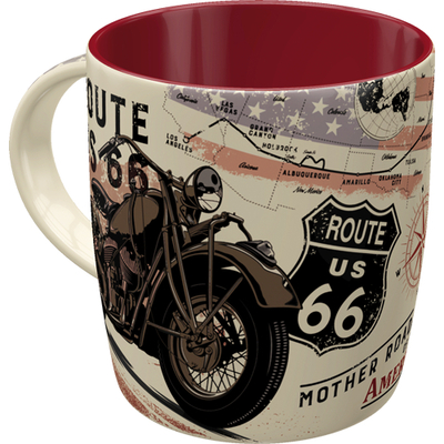 43061 Muki Route 66 Bike Map