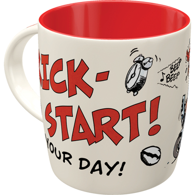 43068 Muki MOTOmania - Kick-Start Your Day!