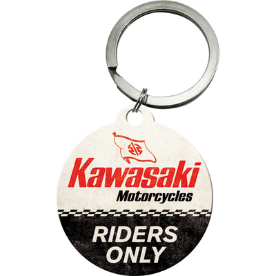 48032 Avaimenperä Kawasaki - Riders Only