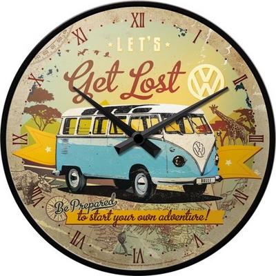 51058 Seinäkello VW Let's get lost