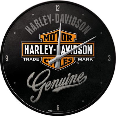 51082 Seinäkello Harley-Davidson Genuine