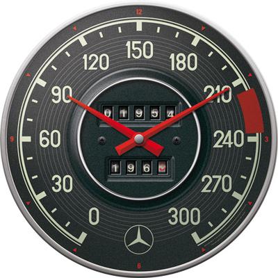 51091 Seinäkello Mercedes-Benz - mittari