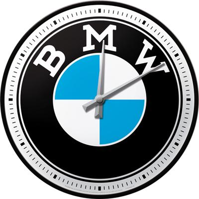 51097 Seinäkello BMW - Logo