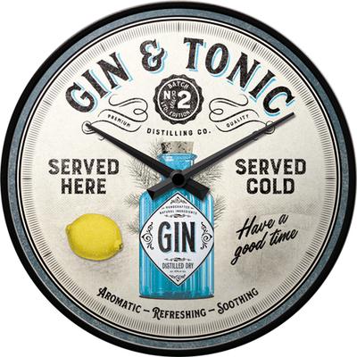 51099 Seinäkello Gin & Tonic Served Here