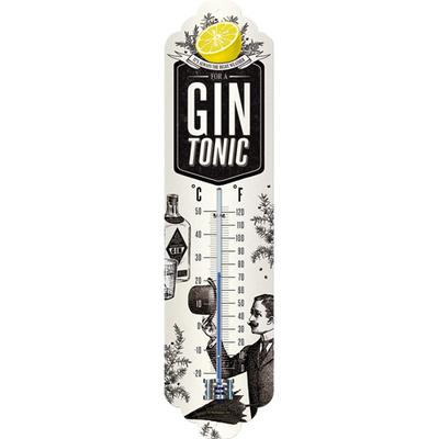 80330 Lämpömittari Gin Tonic Weather