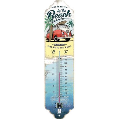 80334 Lämpömittari VW Bulli - Beach