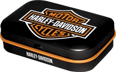 81186 Pastillirasia Harley-Davidson logo