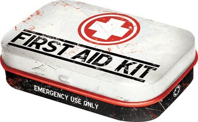 81256 Pastillirasia First Aid Kit Emergency use only