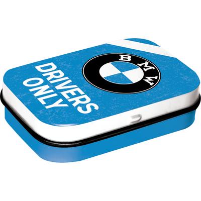 81368 Pastillirasia BMW Drivers Only sininen