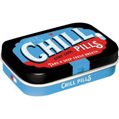 81376 Pastillirasia Chill Pills