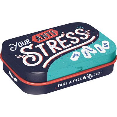 81386 Pastillirasia Your Anti Stress Pills