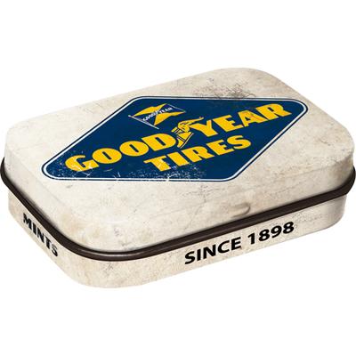 81395 Pastillirasia Goodyear - Logo White