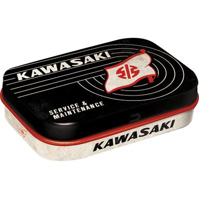 81401 Pastillirasia Kawasaki - Tank Logo