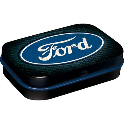 81417 Pastillirasia Ford - Logo Blue Shine