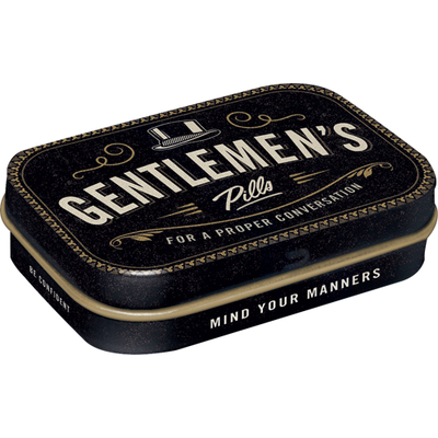 81429 Pastillirasia Gentlemen's Pills