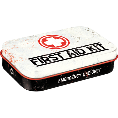 82103 Pastillirasia XL First Aid Kit Emergency use only