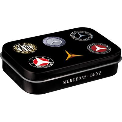 82112 Pastillirasia XL Mercedes-Benz logot